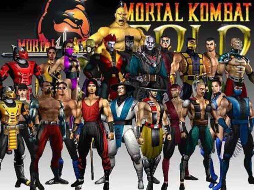 Mortal Kombat – Rồng đen