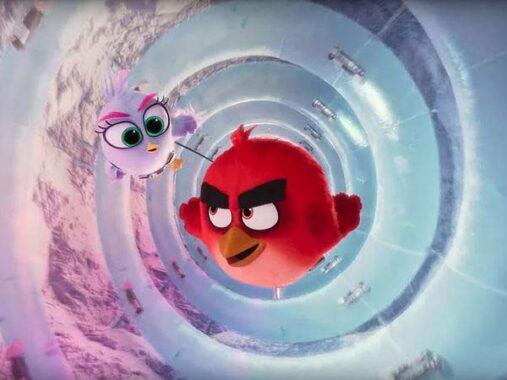 Angry Birds 2 – Chim điên nổi loạn 2