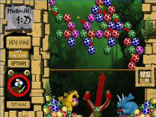 Dynomite - Game bắn trứng