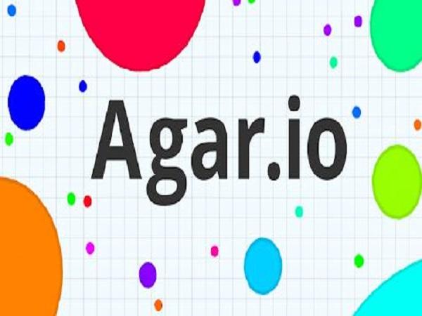 game rắn săn mồi Agar.io