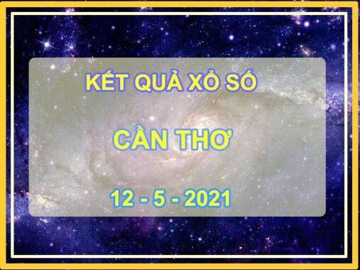 Phân tích KQXS Cần Thơ thứ 4 ngày 12/5/2021