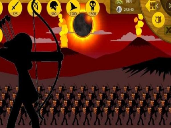 Game người que bắn cung- Stick War: Legacy