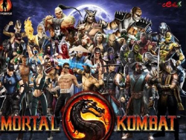 Game đánh boss Mortal Kombat