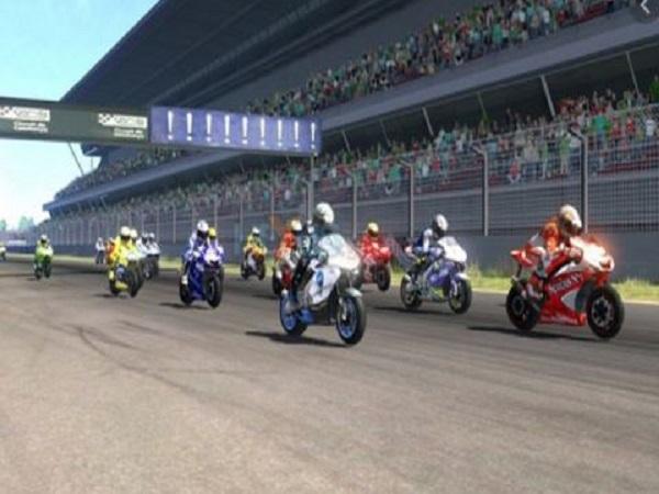 Game đua xe moto Bike Race Free