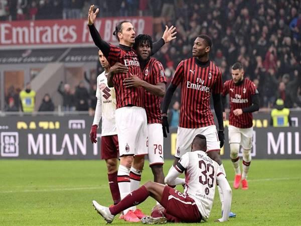 Nhận định kèo Châu Á Torino vs AC Milan (1h45 ngày 13/5)