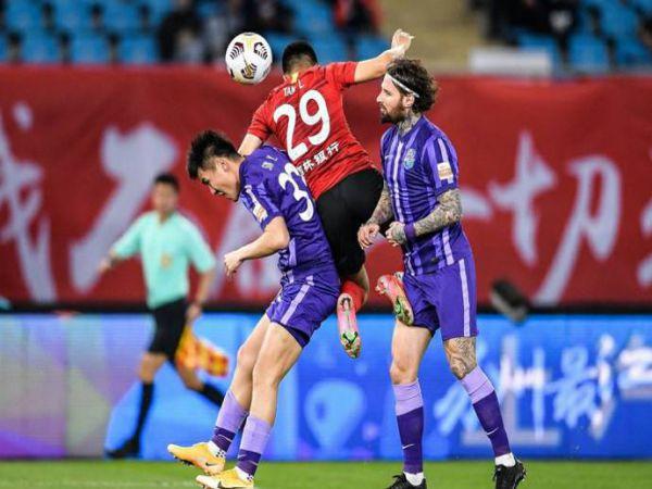Nhận định kèo Tianjin Tigers vs Hebei, 17h00 ngày 5/5- VĐQG Trung Quốc