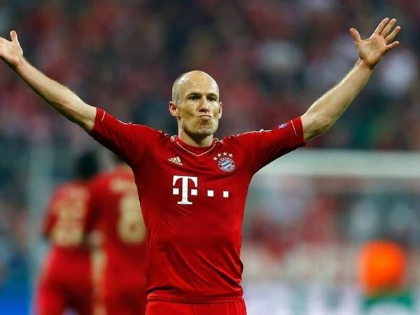 Cầu thủ Robben - Tiểu sử, phong cách chơi, danh hiệu của Arjen Robben