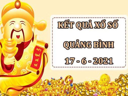 Phân tích sổ xố Quảng Bình thứ 5 ngày 17/6/2021