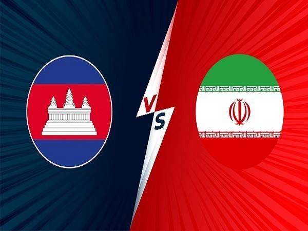 Nhận định Campuchia vs Iran – 21h30 11/06/2021, VLWC KV Châu Á