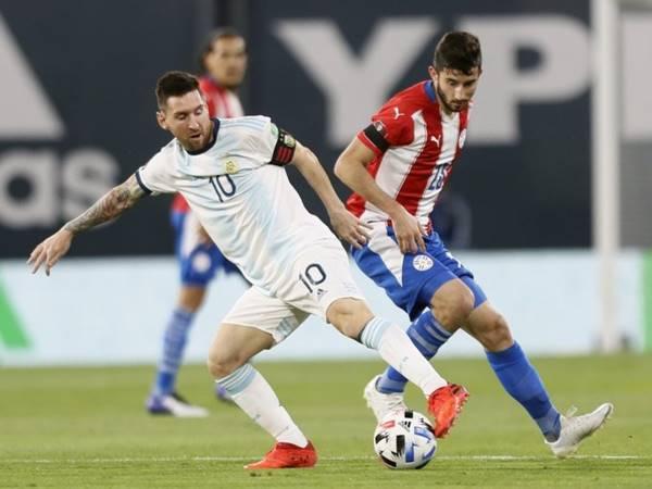 Nhận định tỷ lệ Argentina vs Paraguay (7h00 ngày 22/6)