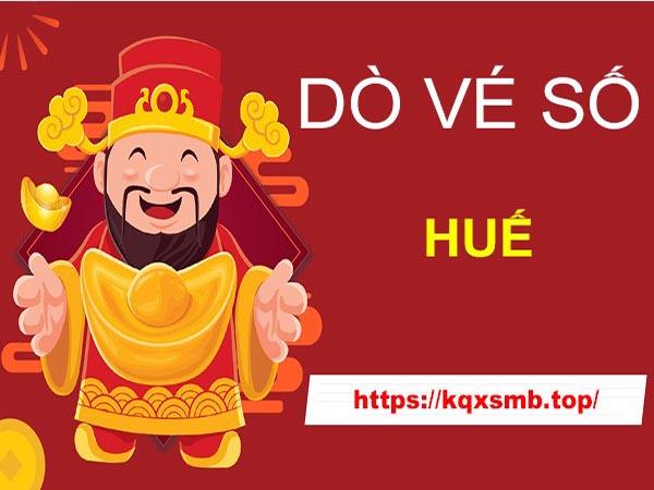 Hướng dẫn cách dò vé số Thừa Thiên Huế hôm nay thứ 2 chính xác nhất