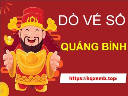 Hướng dẫn cách dò vé số Quảng Bình hôm nay thứ 5 chính xác nhất