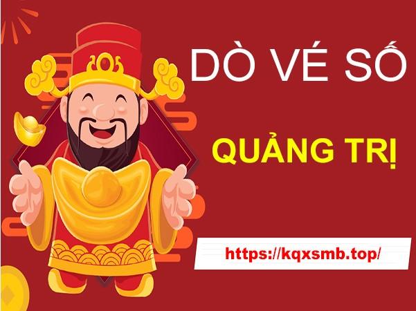 Hướng dẫn cách dò vé số Quảng Trị hôm nay thứ 5 chính xác nhất