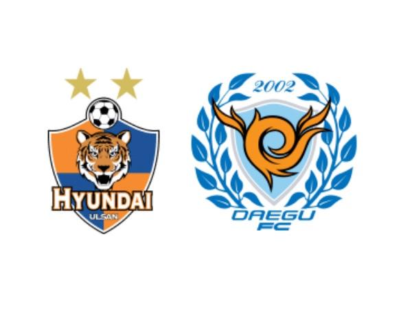 Nhận định Ulsan Hyundai vs Daegu – 17h00 04/08, VĐQG Hàn Quốc