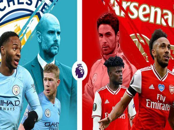Nhận định tỷ lệ Man City vs Arsenal, 18h30 ngày 28/8 - Ngoại hạng Anh