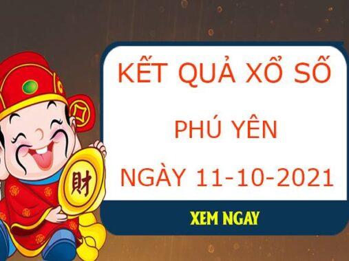 Phân tích SX Phú Yên 11/10/2021 hôm nay thứ 2