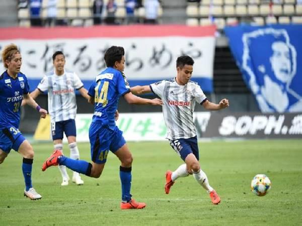 Nhận định bóng đá Yokohama FC vs Tokushima Vortis, 14h00 ngày 16/10