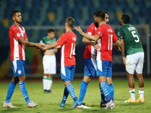 Soi kèo Châu Á Bolivia vs Paraguay (3h00 ngày 15/10)